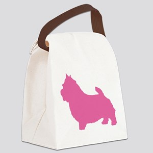 NORWICH TERRIER Canvas Lunch Bag