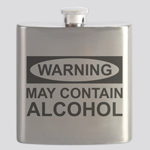 MayContainAlcohol1B Flask