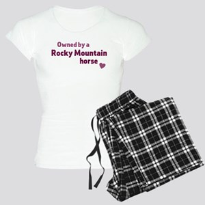 Rocky Mountain horse pajamas