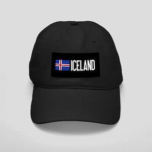 Iceland: Icelandic Flag & Iceland Black Cap