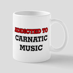 Addicted to Carnatic Music Mugs