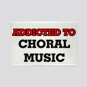 Addicted to Choral Music Magnets