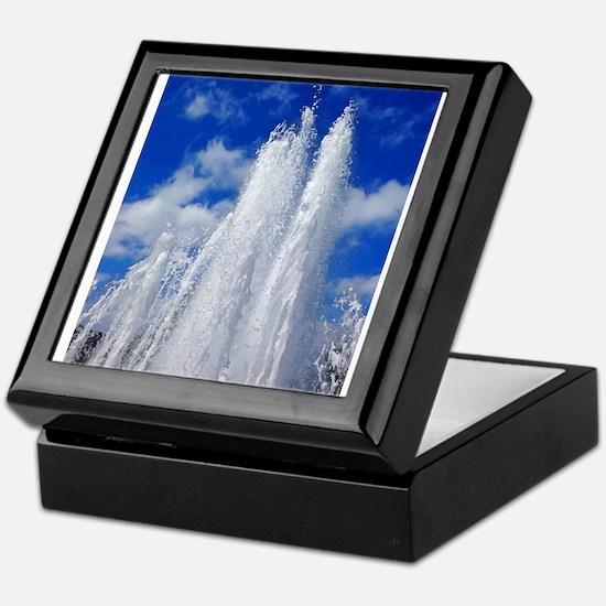 Liquidity of Life Keepsake Box