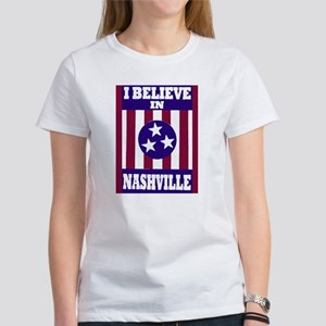 I believe in Nashville T-Shirt