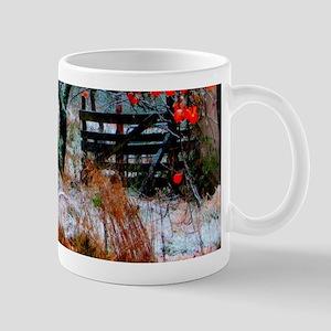 Deer In Orchard Mug Mugs
