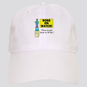 BOSS ON WATCH GET BACK TO WOR Cap