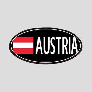 Austria: Austrian Flag & Austria Patch