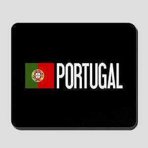 Portugal: Portuguese Flag & Portugal Mousepad