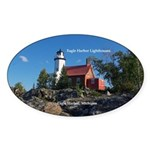Eagle Harbor Lighthouse Sticker