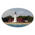 Fort Gratiot Lighthouse Sticker