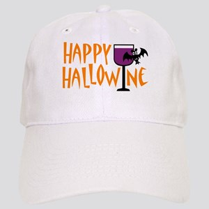 Happy Hallowine Cap