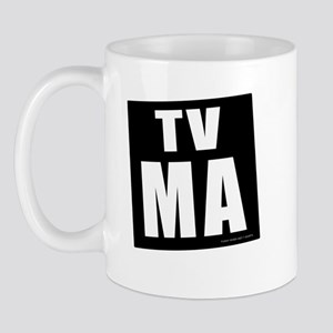 Mature Audiences (TV:MA) Mug