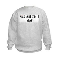 Kiss Me: Chef Sweatshirt