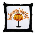 Halloween Guy Throw Pillow