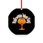 Halloween Guy Ornament (Round)