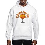 Halloween Guy Hooded Sweatshirt