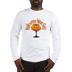Halloween Guy Long Sleeve T-Shirt