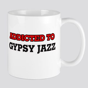 Addicted to Gypsy Jazz Mugs