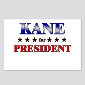 KANE for president Postcards (Package of 8)