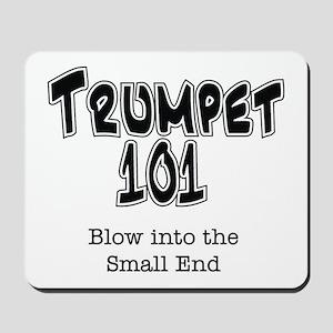 Trumpet 101 Mousepad