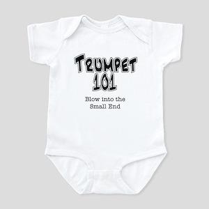 Trumpet 101 Infant Bodysuit