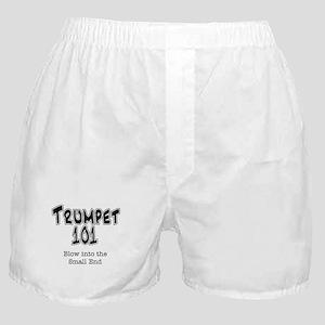 Trumpet 101 Boxer Shorts