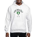 Irish Wine Girl Hooded Sweatshirt