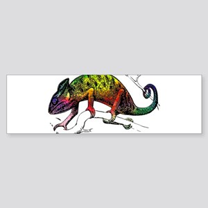 Lizard Bumper Sticker