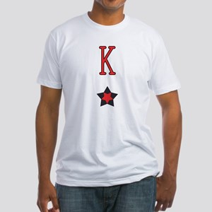 Fitted T-Shirt - King of Stars