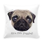Personalised Wee Scottish Shug The Pug Everyday Pi