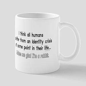 Funny Identity Crisis Quote Mugs