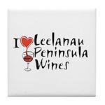 Leelanau Peninsula Wines Tile Coaster