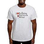 Leelanau Peninsula Wines Light T-Shirt