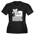 Enter Plus Size T-Shirt