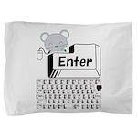 Enter Pillow Sham