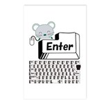 Enter Postcards (Package of 8)