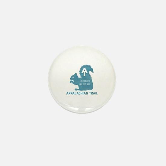 Cute Appalachians Mini Button