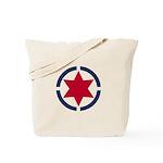Star of David Shield Tote Bag