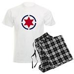 Star of David Shield Pajamas
