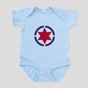 Star of David Shield Body Suit