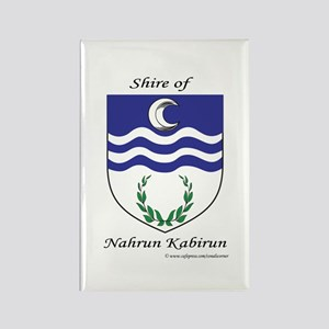 Nahrun Kabirun Rectangle Magnet