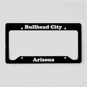 Bullhead City AZ - LPF License Plate Holder