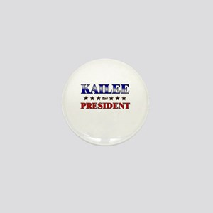 KAILEE for president Mini Button