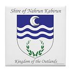 Nahrun Kabirun Tile Coaster