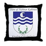 Nahrun Kabirun Throw Pillow