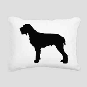 SPINONE ITALIANO Rectangular Canvas Pillow