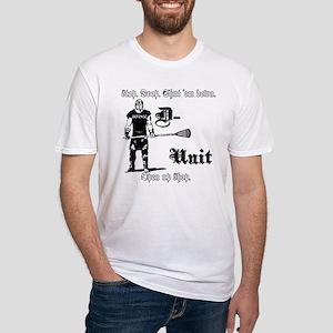 Lacrosse DUnit Shop Fitted T-Shirt