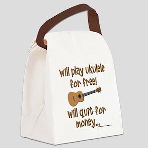 Original 2011 Design Canvas Lunch Bag