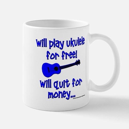 ukulele 2011 collection Mugs