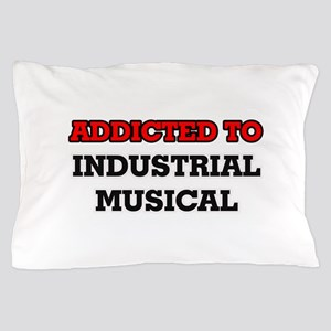 Addicted to Industrial Musical Pillow Case
